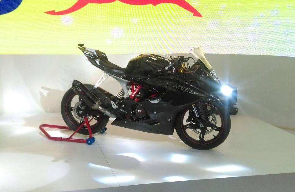 TVS Akula 310 Concept