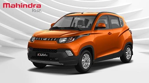 Mahindra KUV100 [2016-2017]