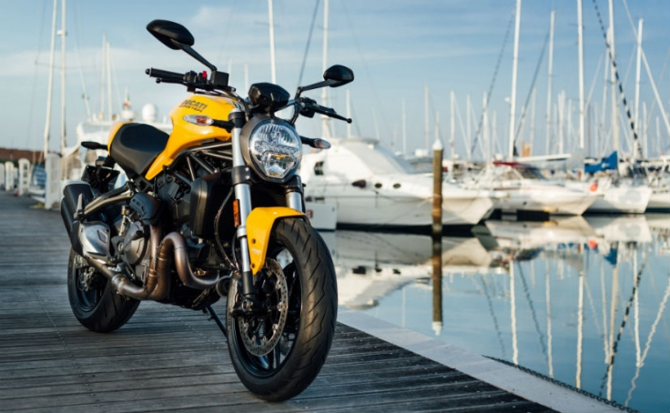 2018 Ducati Monster 821 Launch Date Announced