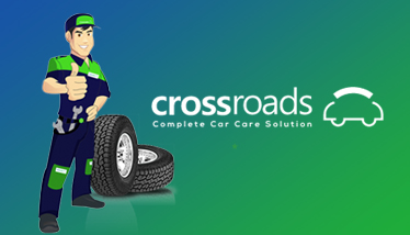 Free Road-side Assistance worth  1,500*-Crossroads