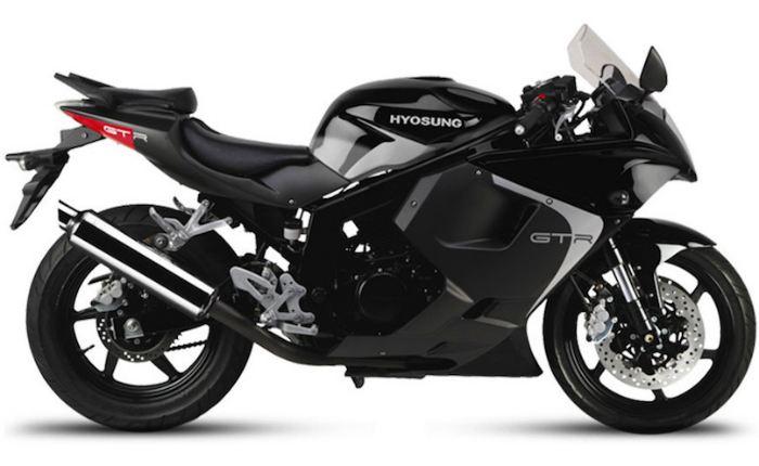 Hyosung Gtr Vs Yamaha R