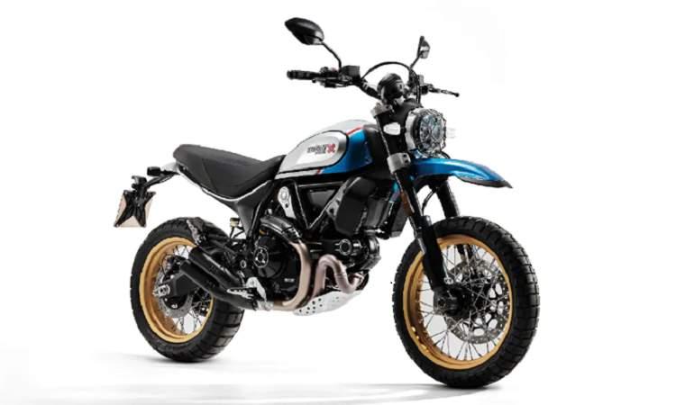 Ducati Scrambler Desert Sled Images