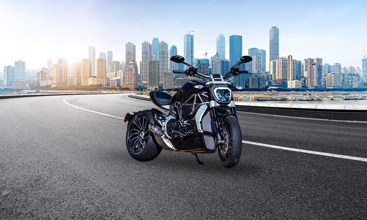 Ducati Diavel Automatic Transmission