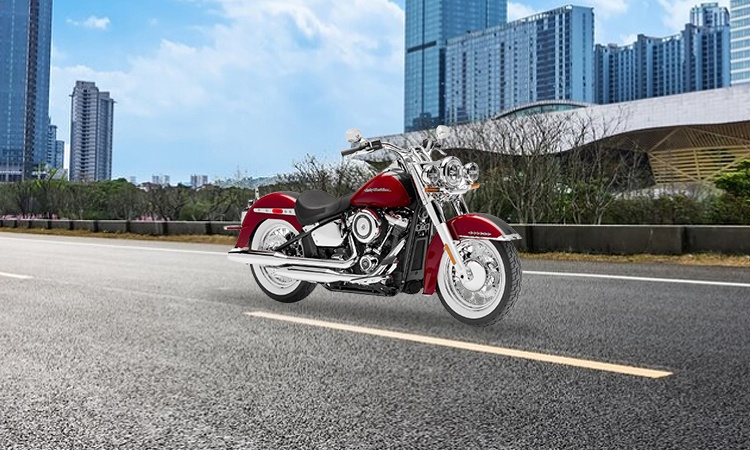 Harley Davidson Softail Deluxe Price Mileage Review Harley