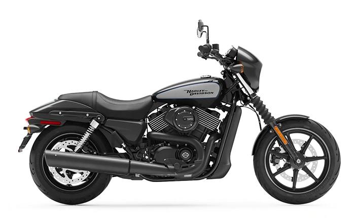 Harley Davidson Street 750 Images
