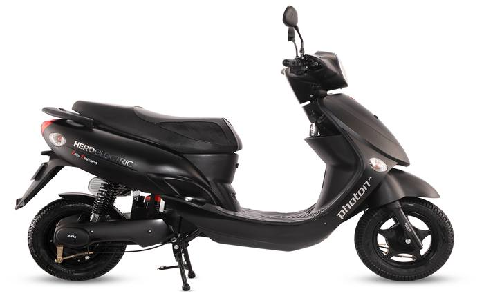 Hero electric photon price mileage review hero for Motor scooter blue book