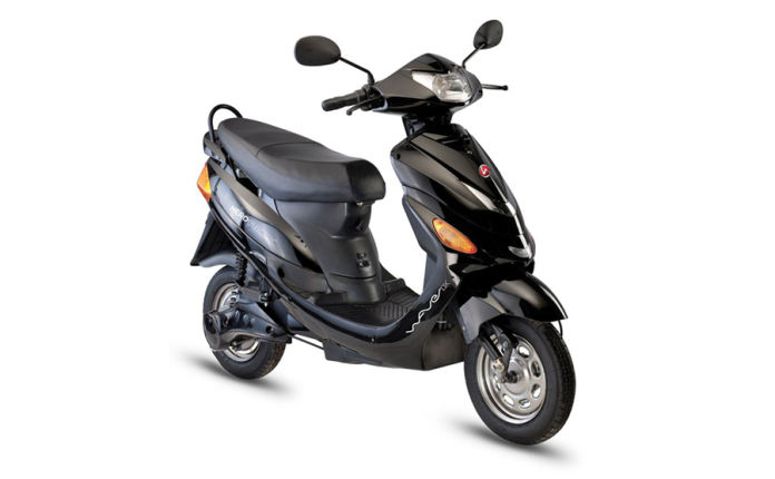 Hero Electric Wave Dx Extra Mile