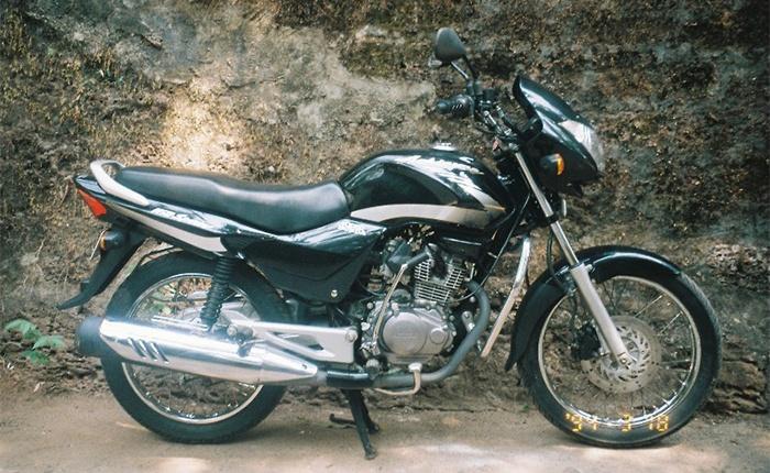 Hero Honda Achiever