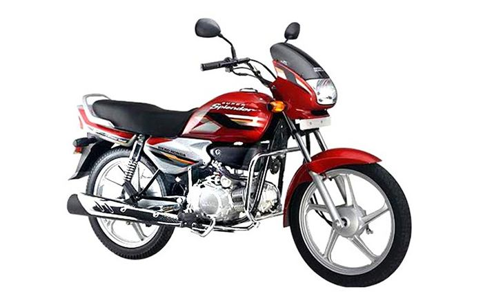 Hero Honda Splendor Super