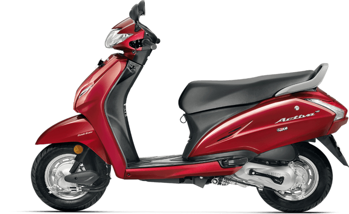 Honda Activa 4G Images