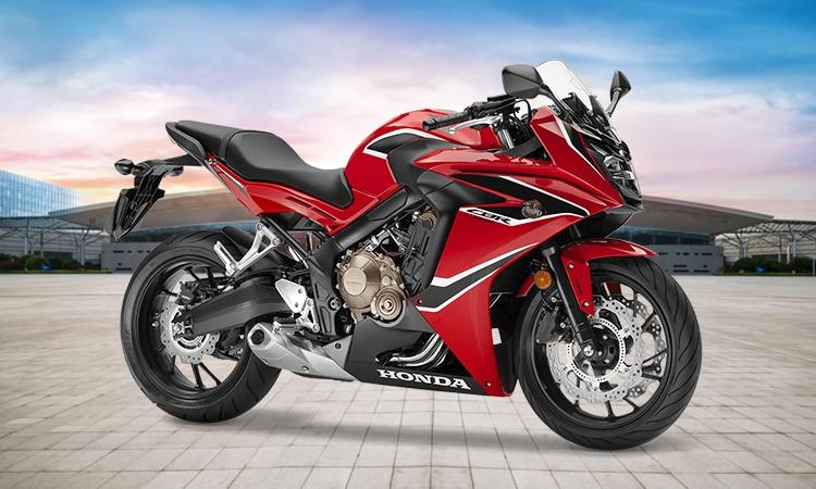 Honda CBR 650F Price, Mileage, Review - Honda Bikes