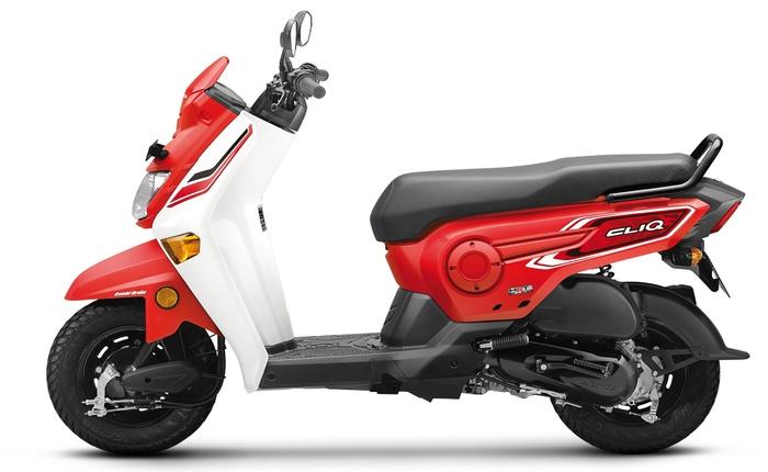 Honda Cliq Price Mileage Review Honda Bikes