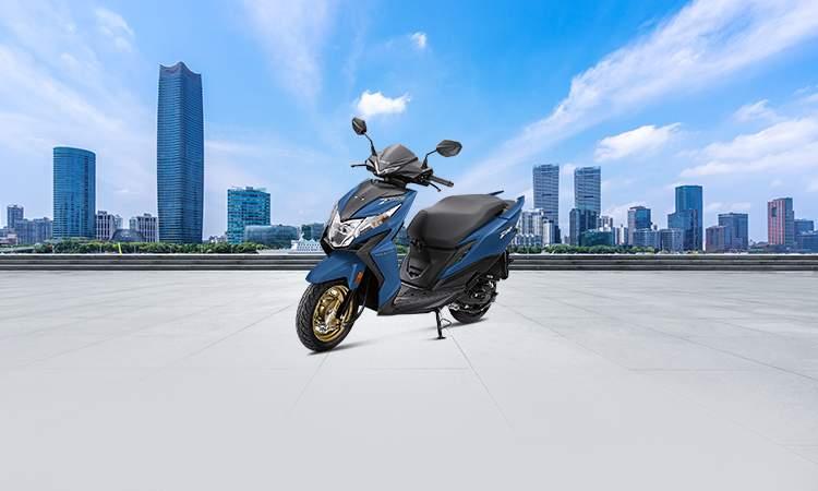 Honda Dio Images