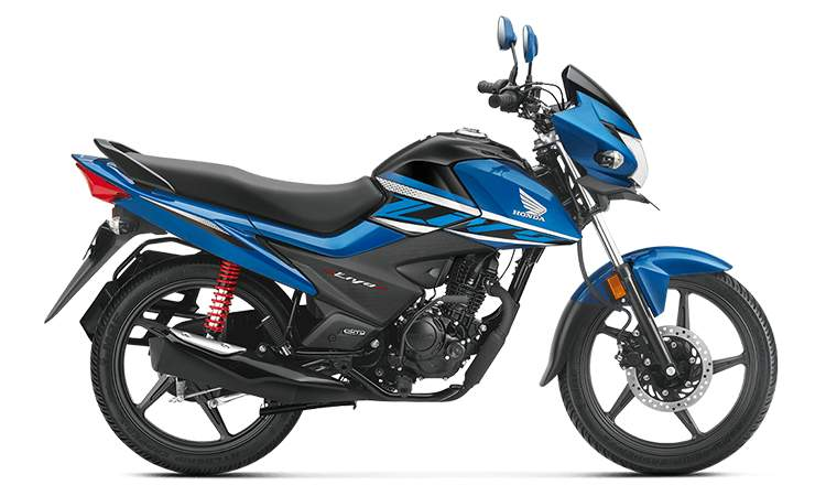 Honda Livo Images