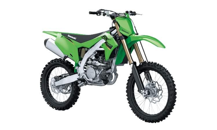 Kawasaki KX250F Images