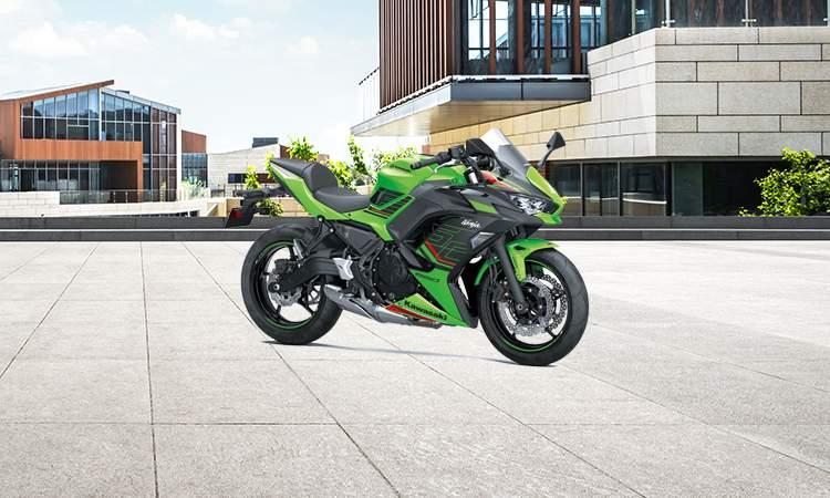 Kawasaki Ninja 650 Images