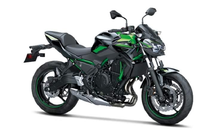 Kawasaki Z650 Images