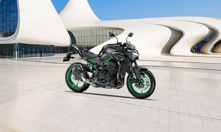 Kawasaki Z900 Images