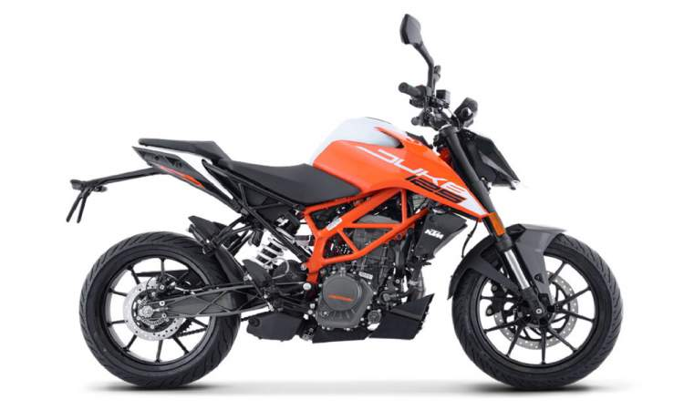 ktm 125 duke price mileage review ktm bikes. Black Bedroom Furniture Sets. Home Design Ideas