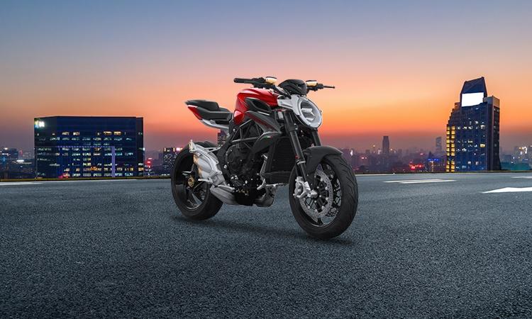 MV Agusta Br... Ducati Monster India 2017