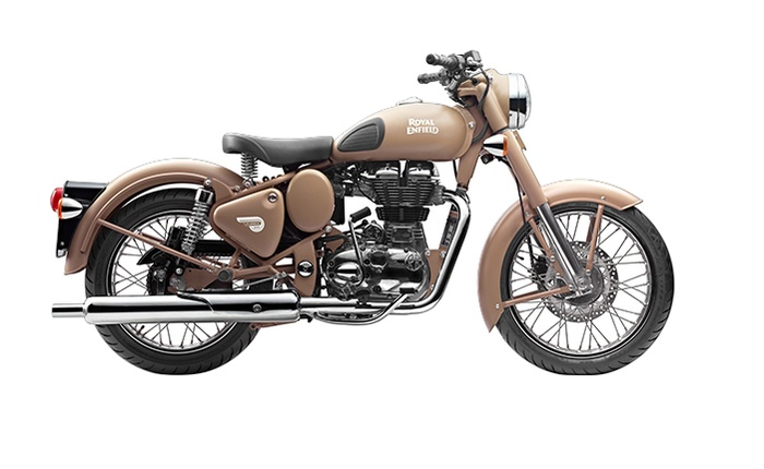 Used Royal Enfield Classic Desert Storm Bike In Barnala 2019 Model