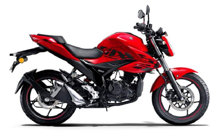 Suzuki Bikes Available In India
