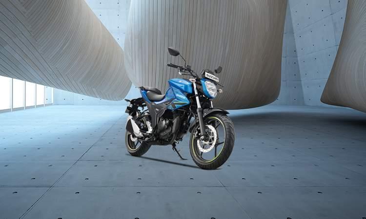 Suzuki Gixxer Images