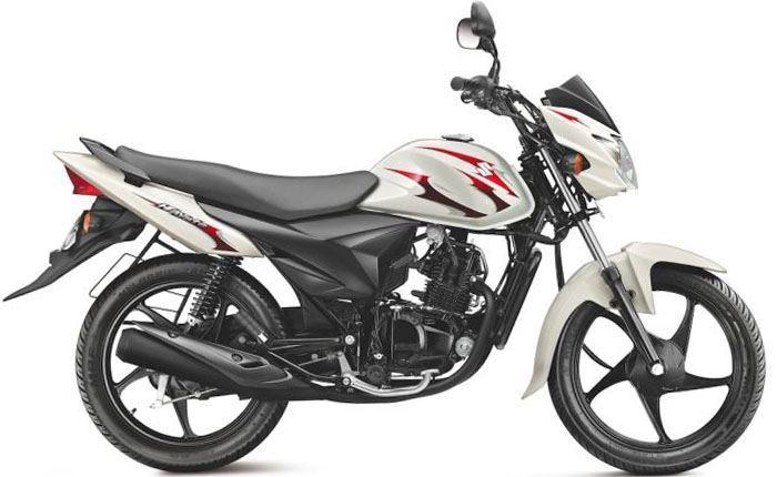 Suzuki Hayate Review