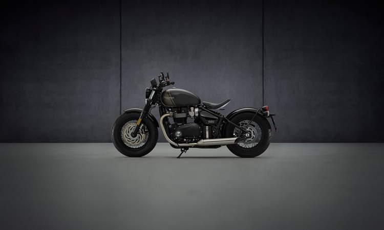 triumph bonneville bobber price mileage review triumph bikes. Black Bedroom Furniture Sets. Home Design Ideas