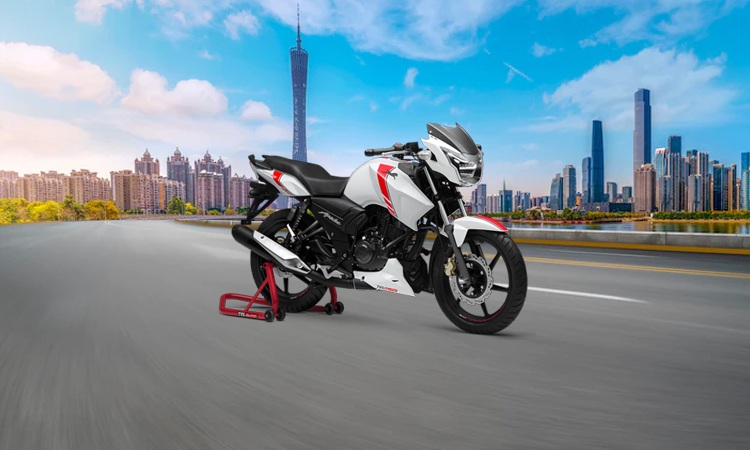 TVS Apache RTR 160 Images