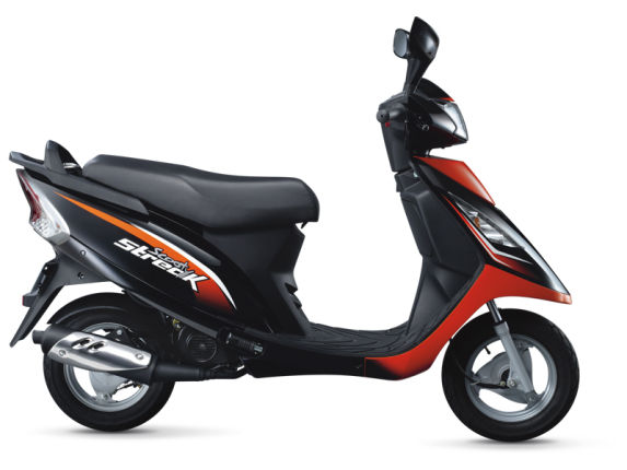 tvs scooty streak price mileage review tvs bikes. Black Bedroom Furniture Sets. Home Design Ideas