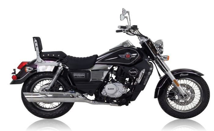 Um Motorcycles Renegade Classic Price Mileage Review