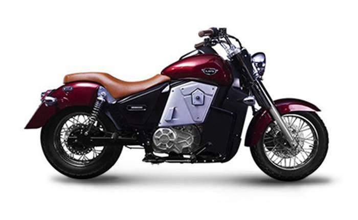 UM Motorcycles Renegade Thor