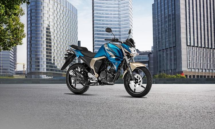Yamaha FZ S V2.0 FI Images