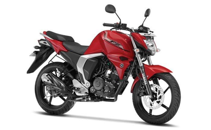 Yamaha fz v2 0 fi price mileage review yamaha bikes for Yamaha bikes price list