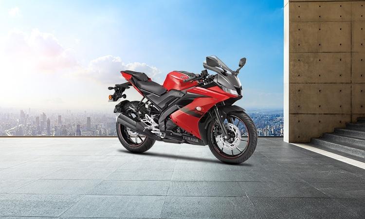 Yamaha R15 V30
