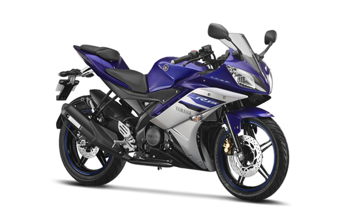 Yamaha YZF R15 V2.0 Images