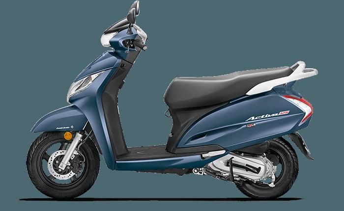 Honda Activa 125 Price Mileage Review Honda Bikes