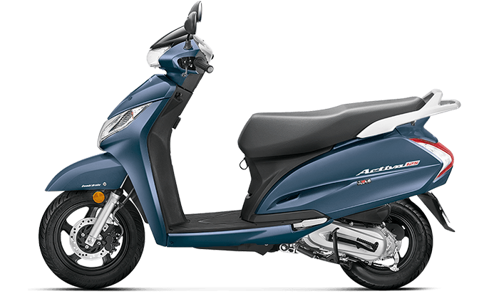 Honda Activa 125 Price Mileage Review Honda Bikes