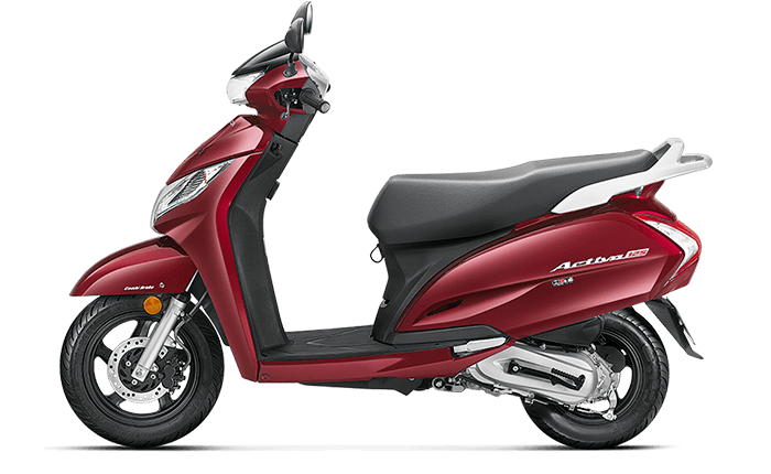 Honda Activa 125 Price, Mileage, Review - Honda Bikes