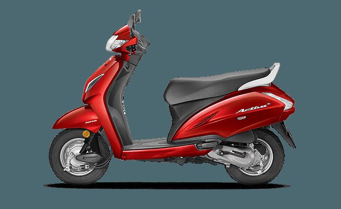 Honda Activa 5g Price Mileage Review Honda Bikes