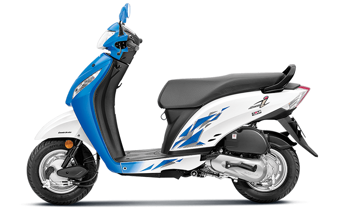 Honda Activa I Price Mileage Review Honda Bikes