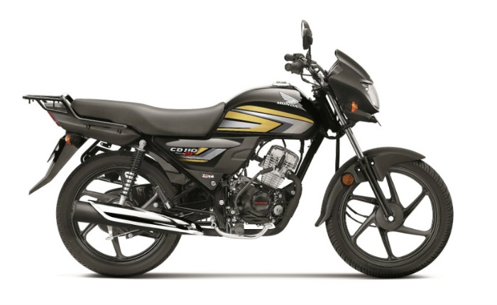 Honda CD 110 Dream Images