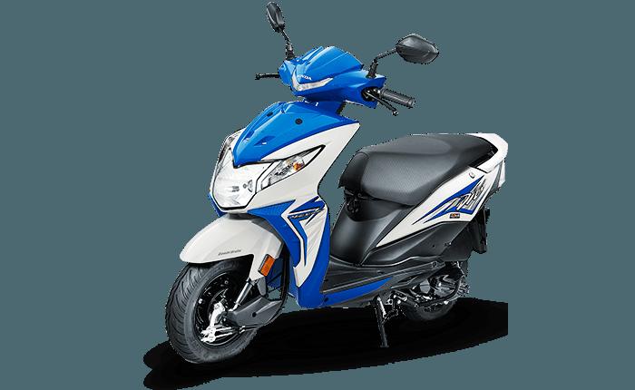 Honda Dio Price in Mumbai: Get On Road Price of Honda Dio