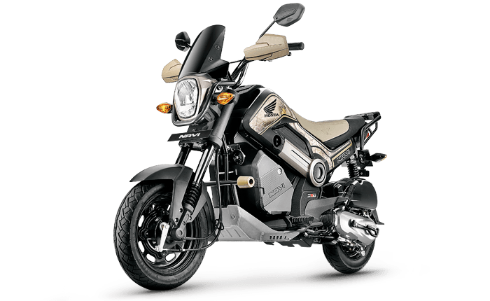 Honda Navi Adventure Black