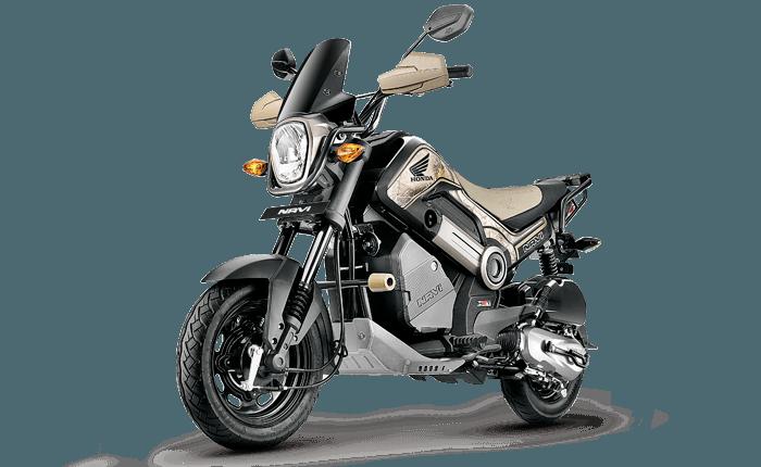 Honda Navi Adventure Black