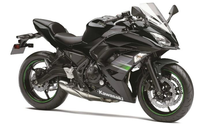 Kawasaki ninja 650l price