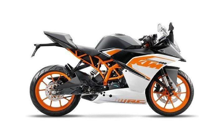 ktm rc 200 price (gst rates), ktm rc 200 mileage, review - ktm bikes