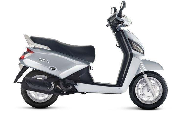 Mahindra Scooty New Model Www Pixshark Com Images