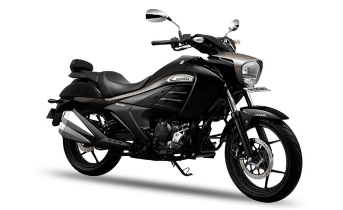 Suzuki Intruder 250 Loan